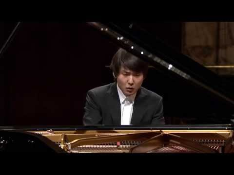 SeongJin Cho – Nocturne in C minor Op 48 No 1 first stage