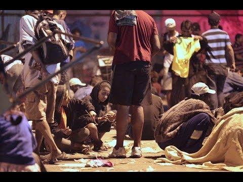 Brazil's Lost Generation In Sao Paolo's Cracolandia