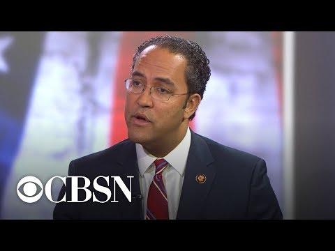 GOP Rep. Will Hurd on government shutdown, border wall