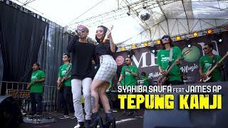 Download AKU RA MUNDUR (TEPUNG KANJI) | Versi Koplo - Syahiba Saufa Ft. James AP (Official LIVE)