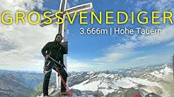 Grossvenediger, 3.666m, Hochtour Hohe Tauern via Kürsinger Hütte 4K