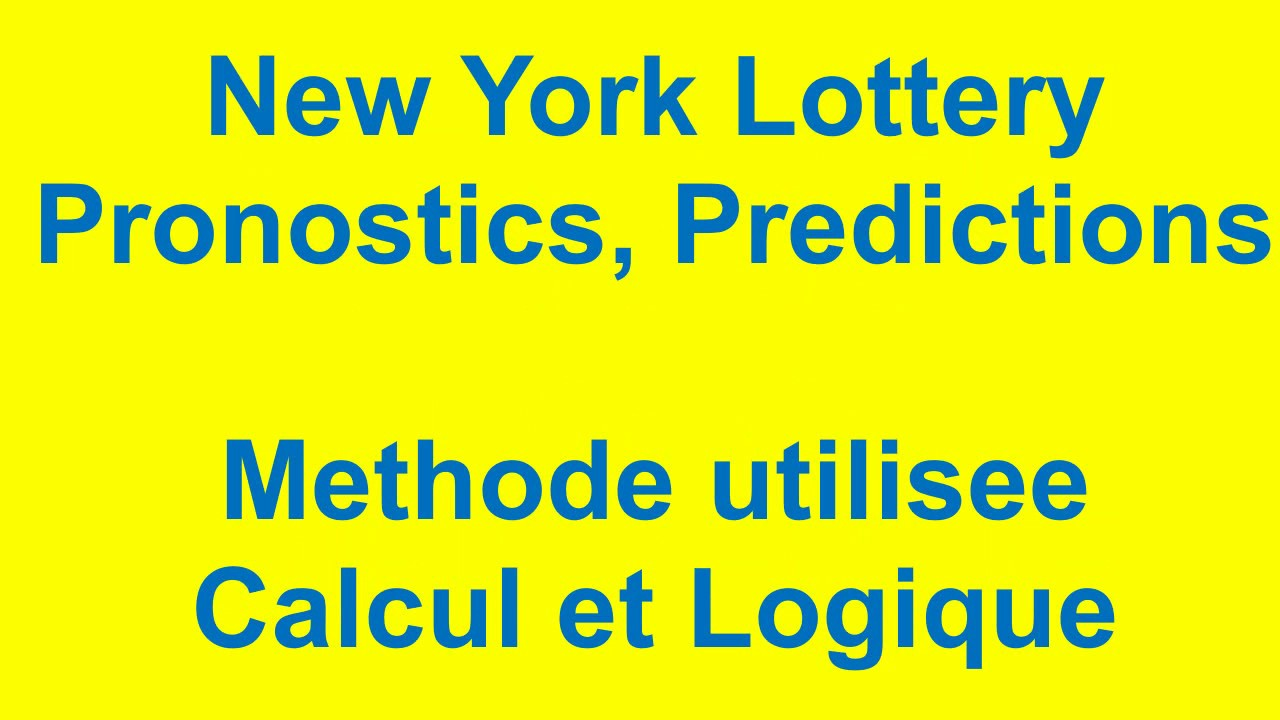 Loterie New York Soir