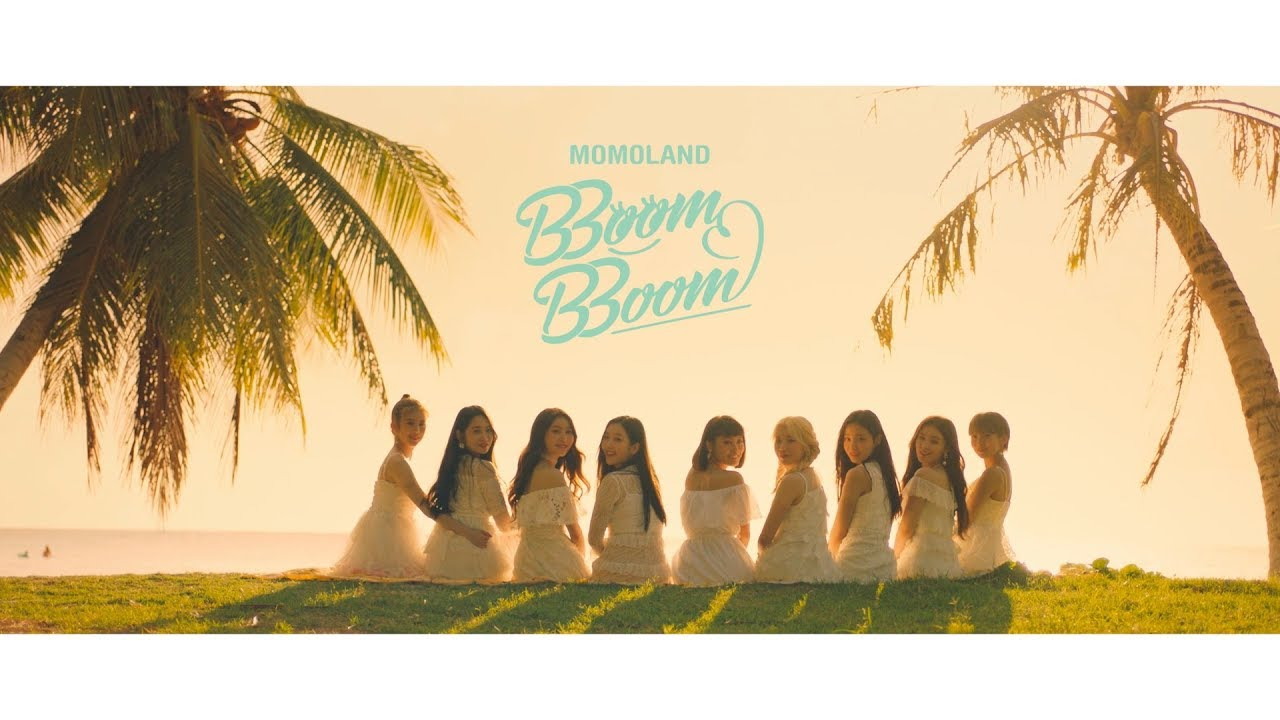 Download MOMOLAND「BBoom BBoom -Japanese ver.-」Music Video