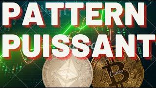Bitcoin LES GROS PATTERNS se dessinent : PRUDENCE !!! Analyse Crypto Monnaie Bitcoin Ethereum