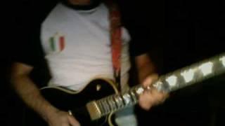 Fender HR Deluxe & Les Paul Custom - shuffle!