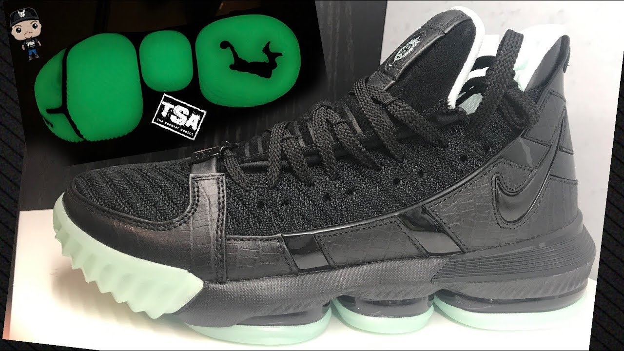 Nike Lebron James 16 Glow In The Dark