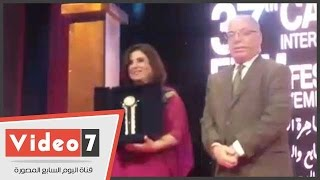 وزير الثقافة يكرم المخرجة الهندية فرح خان