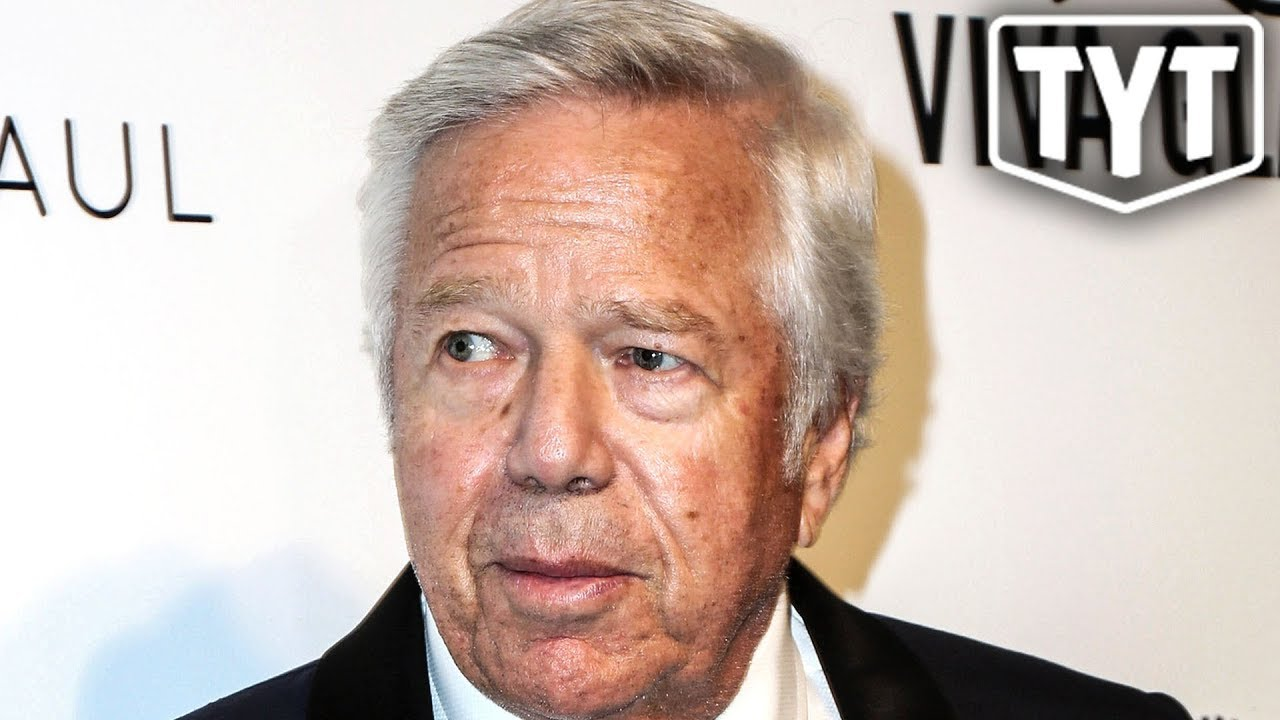 Robert Kraft releases first personal statement on prostitution solicitation charges