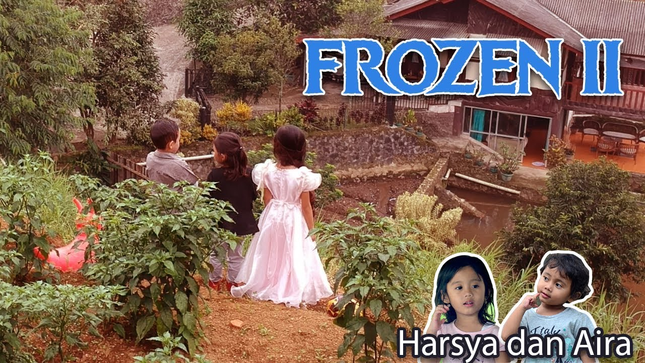 frozen 2 trailer parody 2019  youtube