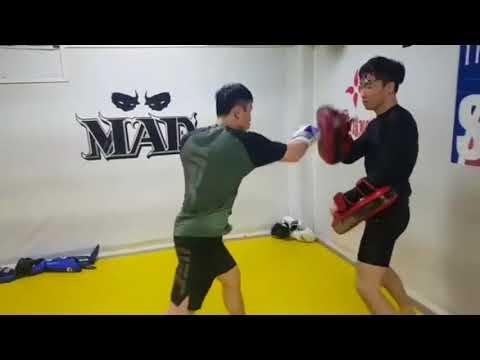 Doo Ho Choi   Training For Jeremy Stephens