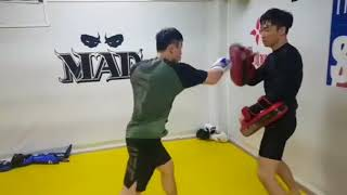Doo Ho Choi | Training For Jeremy Stephens