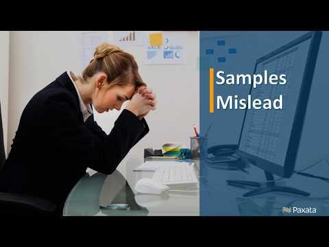Data Samples Skew Your Data Analysis