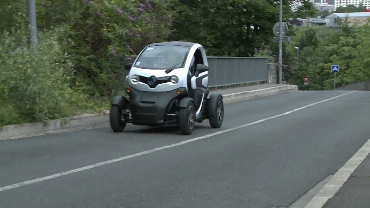 essai renault twizy 80 2012 youtube. Black Bedroom Furniture Sets. Home Design Ideas