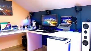 Melhor Tech Room /setup Tour 2015 (português)