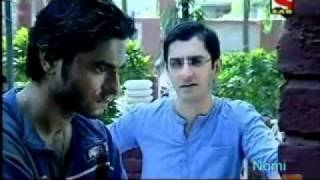 Akash scene2 - Akash shruti 1st meeting and 1st fight with Kunal