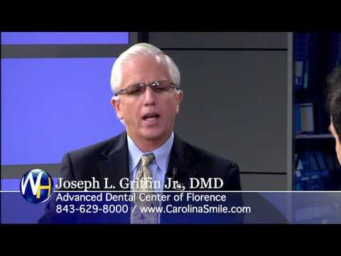 Dentures vs. Mini-Dental Implants with Florence, SC dentist Joseph Griffin, DMD