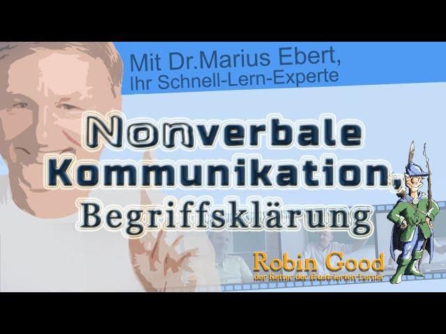 Kommunikation gestik nonverbale Kommunikation: Körpersprache