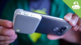 LG G5 Camera Module Demonstration