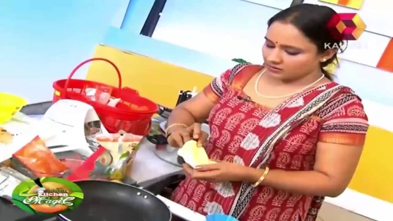 Celebrity Kitchen Magic: Judges Sample Nisha's Dishes ...