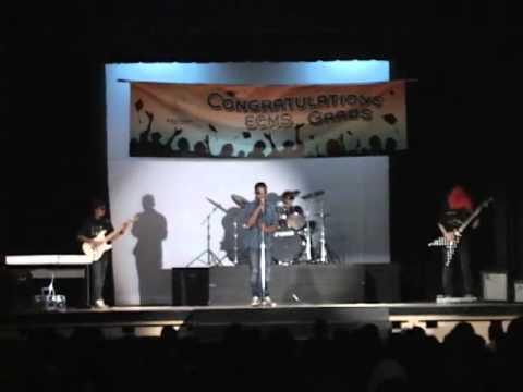 Mr Crowley-Ozzy Osbourne Band Cover ECMS Talent Show 2012