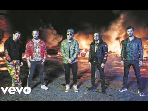 Reik - Me Niego ft. Ozuna, Wisin (Video Letra) 2018 Estreno