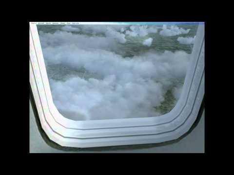 CAPTAIN SIM 757-300 MENORCA TO LONDON GATWICK  (2)