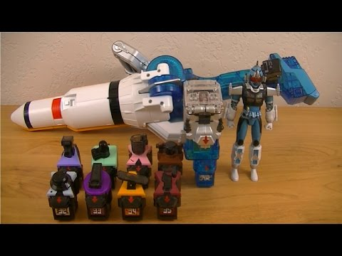 Toku Toy Theory Ep. 5 (Astro Switches 32-40 + Fourze Cosmic State)