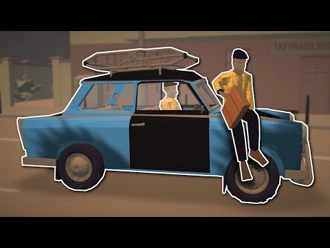 TAKING UNCLE ON A TRIP! - Jalopy Gameplay - Traveling with Uncle & Jalopy Update