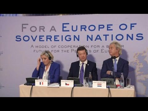 European far-right parties seek to unify at Prague conference