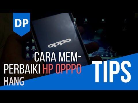 CARA AMPUH MENGATASI HP HANG/ERROR | Hp Oppo A3s.