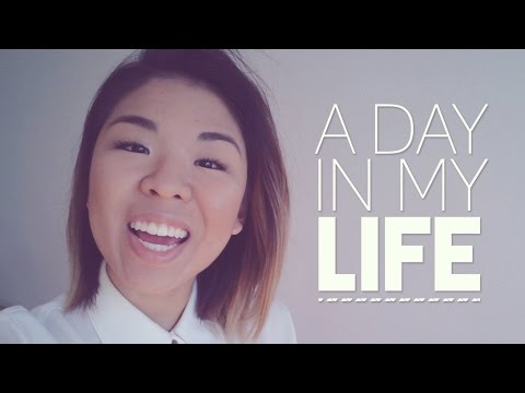 ✂ A Day In My Life - Working in Fashion