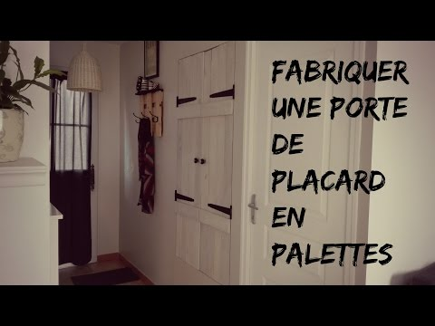 comment fabriquer une porte moindre co t doovi. Black Bedroom Furniture Sets. Home Design Ideas