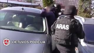 Nusikalstamo pasaulio atstovų konfliktą sustabdė Klaipėdos kriminalistai