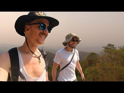 Vlog 24 - Thailand Jungel!! 1/2