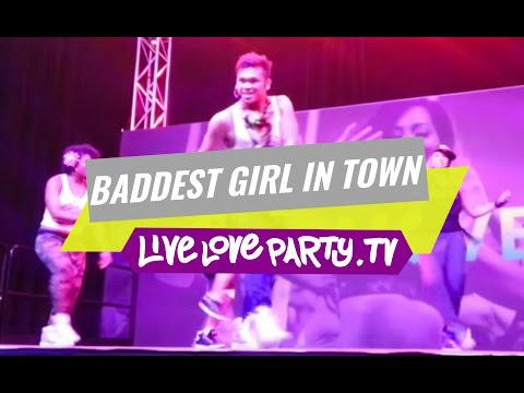 Baddest Girl In Town | Zumba Fitness | Live Love Party