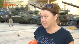 Военная техника на Донбассе | Выставка военной техники в Киеве. Дайджест новостей о военной технике