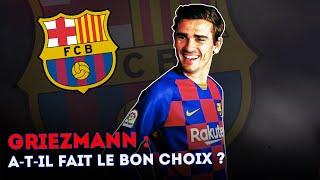 Download Video 🇪🇸 GRIEZMANN a-t-il fait le bon choix EN SIGNANT au FC BARCELONE ? MP3 3GP MP4