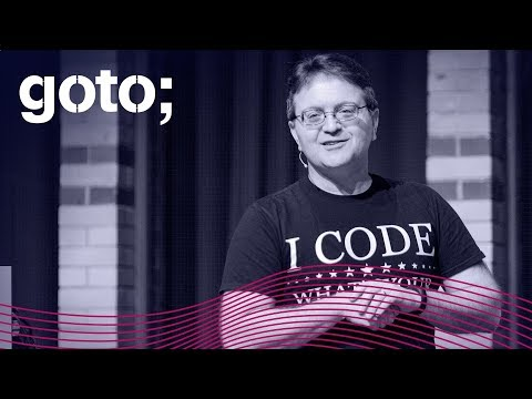 GOTO 2018 • Full-stack Reactive Java with Project Reactor & Spring Boot 2 • Mark Heckler