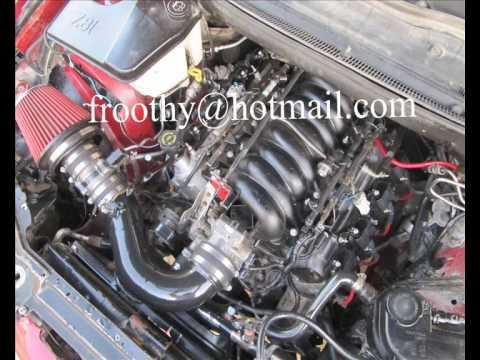 BMW X5-LS1 engine