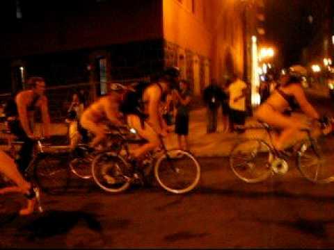 Naked Bike Ride (part 2) [PDX Pedalpalooza]