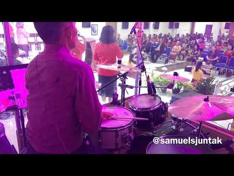 Waktu Tuhan - NDC Worship - GPdI Ebenhaezer Sunday Service #DRUMCAM