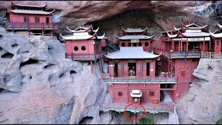 中国最神奇的寺庙,仅靠一根柱子就支撑千年,吸引无数专家前去考察!