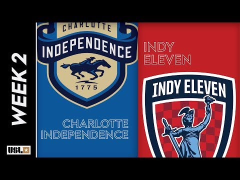 Charlotte Independence vs Indy Eleven: March 15th, 2019 Mp3