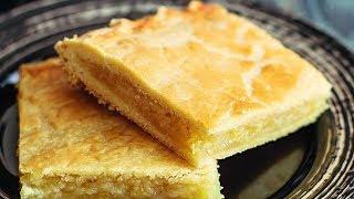 Лимонный пирог ВКУСНЫЙ И БЫСТРЫЙ ПИРОГ