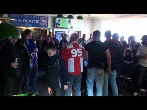 Fortuna Düsseldorf goes to Ipswich Town FC