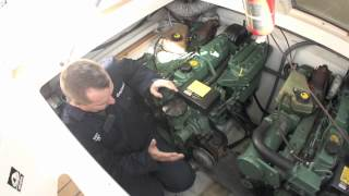 Motor Boats Monthly Practical changing your impeller May 2012 MBM TV