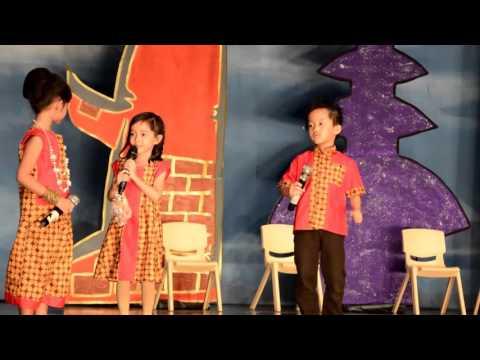 Sunflower Preschool Bintaro Annual Show 2015 session 2 scene 8