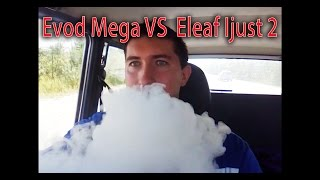 Evod Mega kangertech VS Eleaf Ijust 2. Какую электронную сигарету купить или выбрать?(Evod Mega kangertech VS Eleaf Ijust 2. Какую электронную сигарету купить или выбрать?, 2016-08-04T09:52:35.000Z)