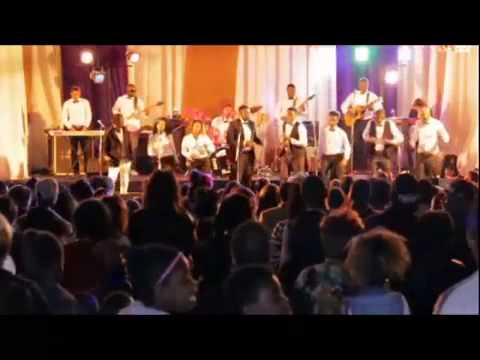 Mbele Musik live in London 2013 part1