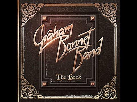 Graham Bonnet - The Book (The 2016 interview)